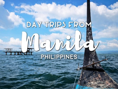Day trips from Manila, Philippines