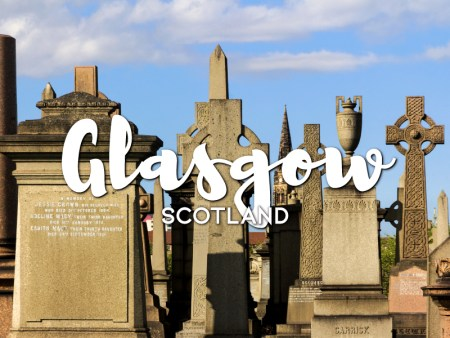 One day in Glasgow Itinerary