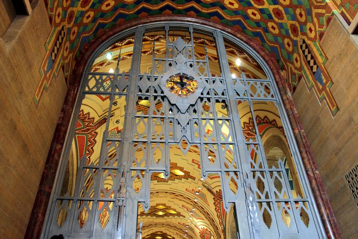 Pure Detroit Guardian Building tour