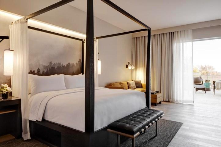 Archer Hotel Napa Room