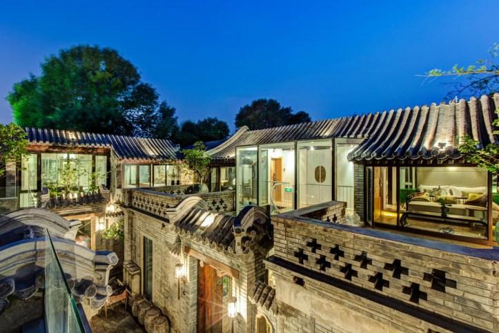 Beijing 161 hotel LeZaiNanluo Boutique Hotel