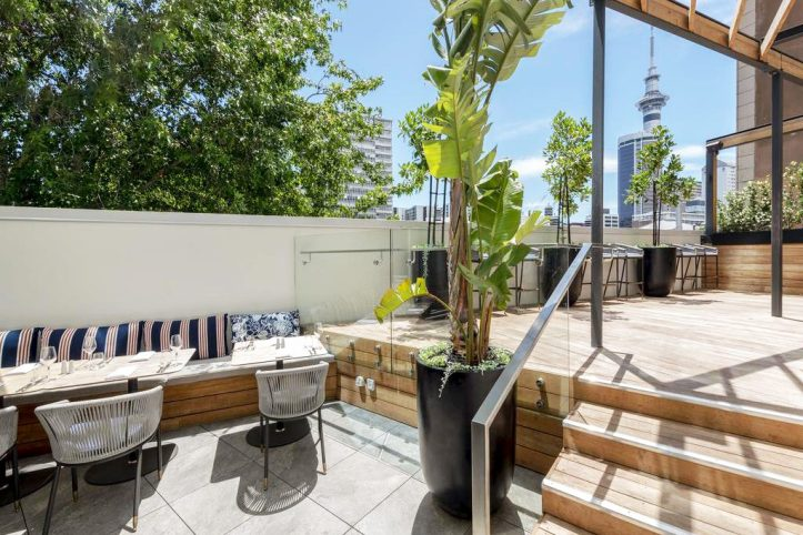 Four Points by Sheraton Auckland Terrace