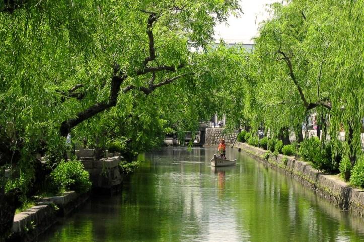 Kurasiki Canals