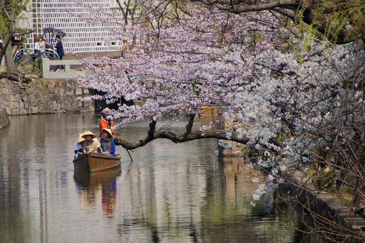 Kurashiki in Spring