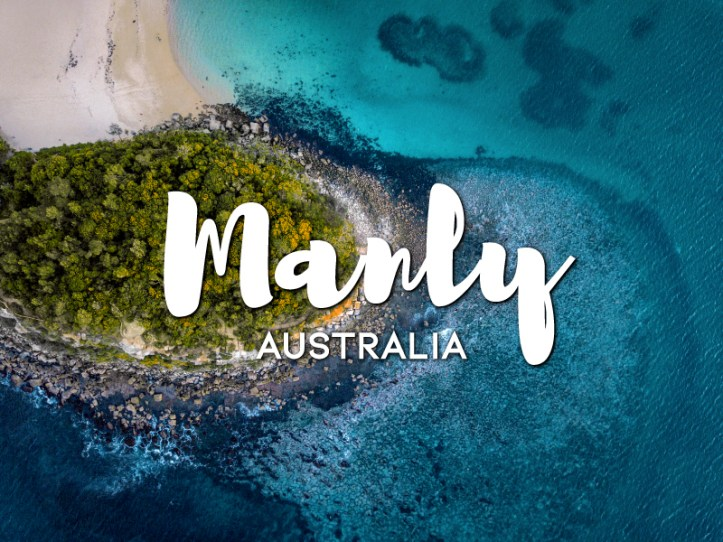 One day in Manly, Australia