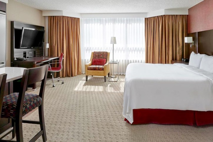 Residence Inn by Mariott Room
