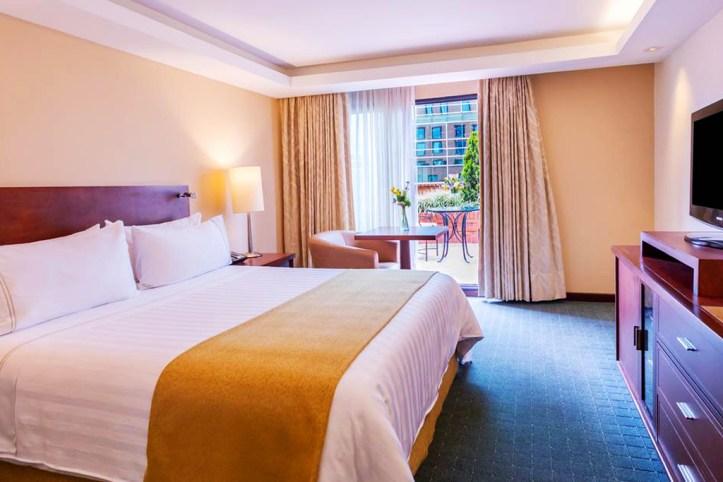 GHL Hotel Capital Room