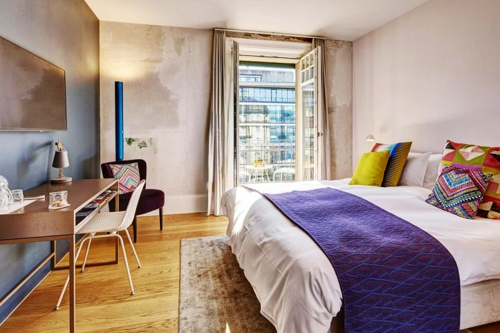 Hotel Anker Luzern Room