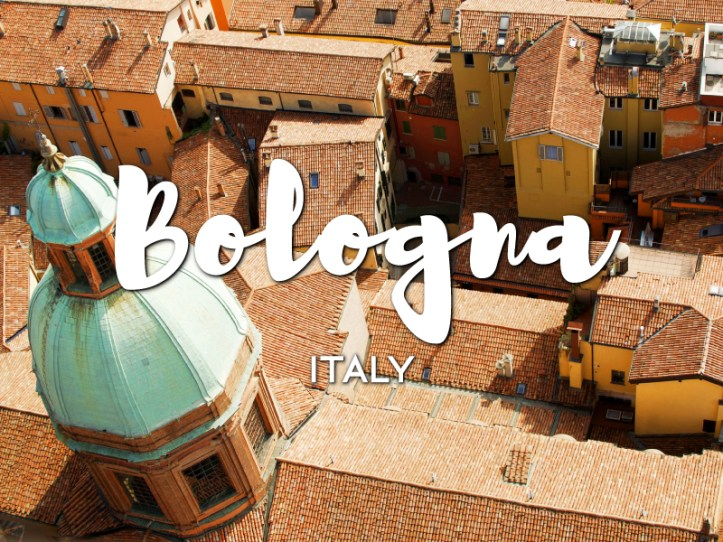 One day in Bologna Itinerary