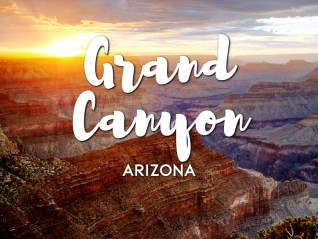 One day in Grand Canyon Itinerary