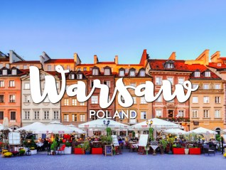 One day in Warsaw Itinerary