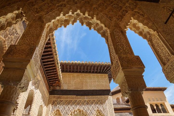 Alhambra architecture, Granada