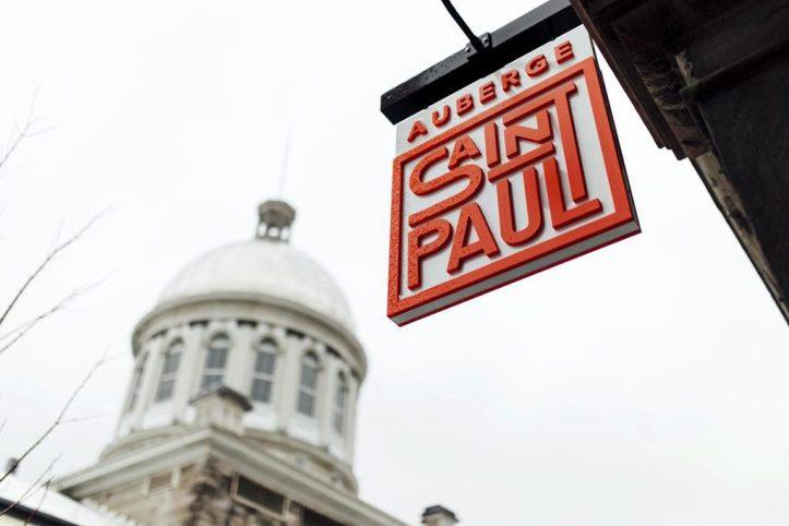 Auberge Saint-Paul Old Montreal