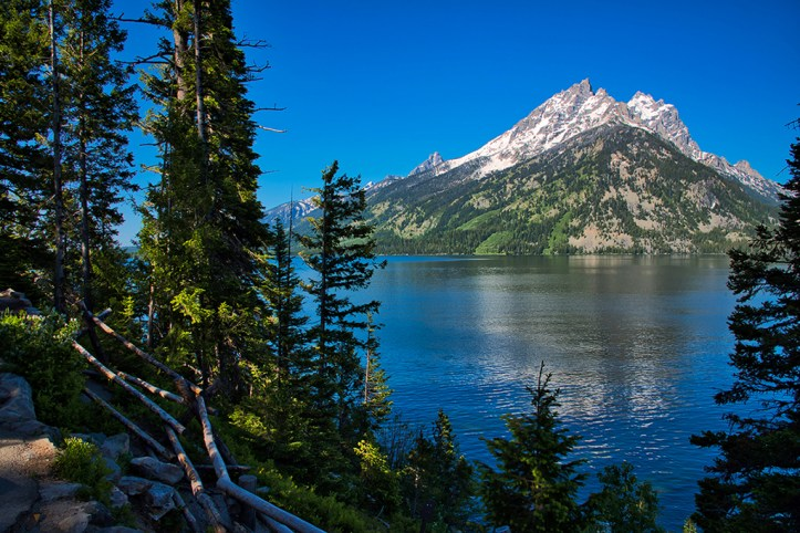 Jenny Lake, Grand Teton