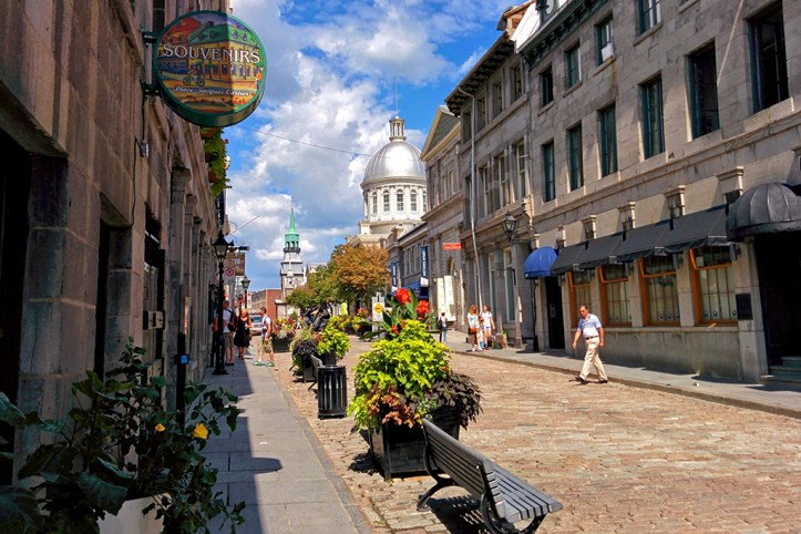 Old Town, Montreal