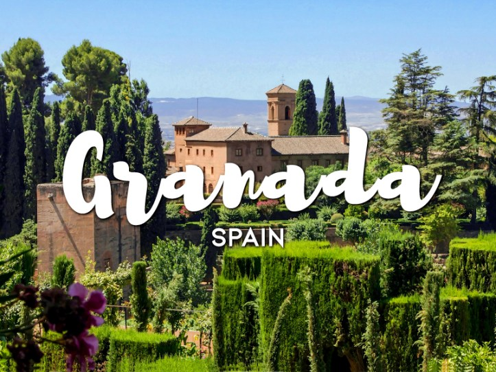 One day in Granada Itinerary