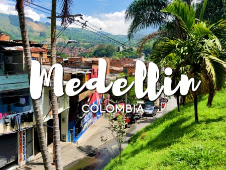 One day in Medellin Itinerary