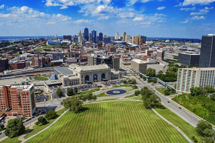 Kansas City Panoramic View