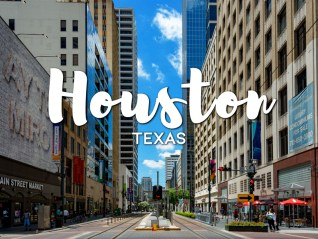 One day in Houstron itinerary