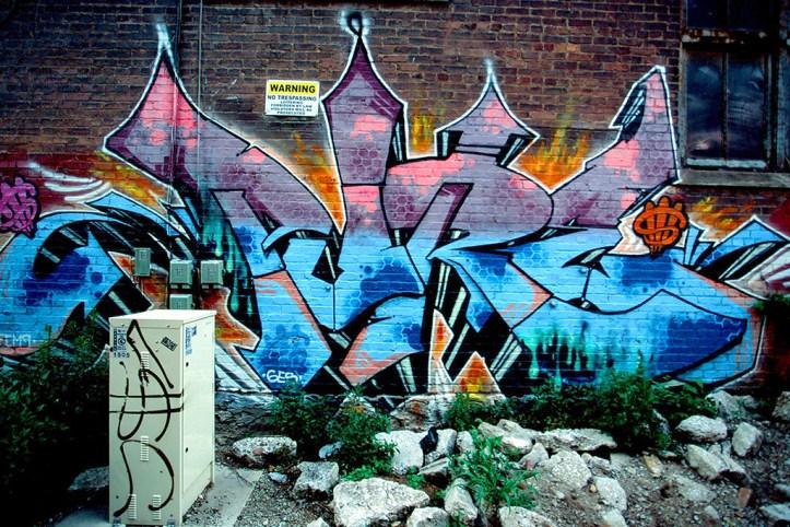West Bottoms Graffiti