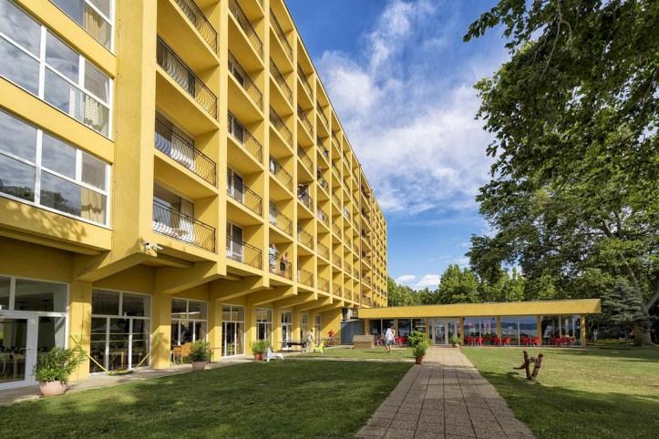 Hotel Lido, Lake Balaton