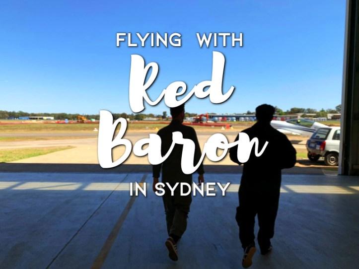 Red Baron Sydney