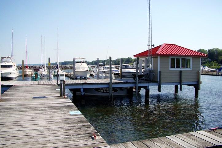 Lake Huron, Lexington, Michigan