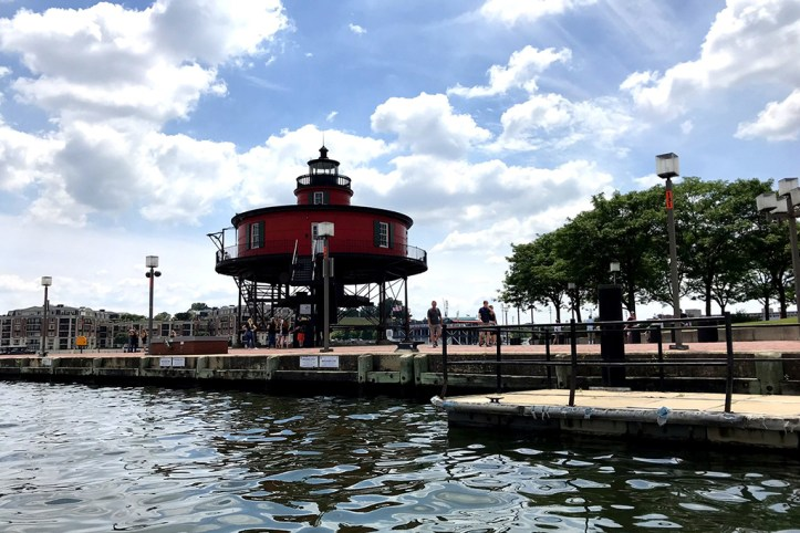 Light house, Baltimore