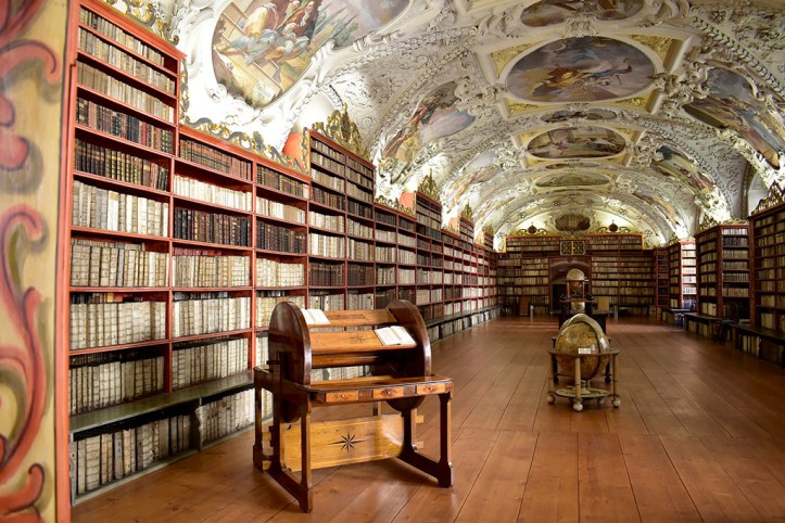 National Library, Prague