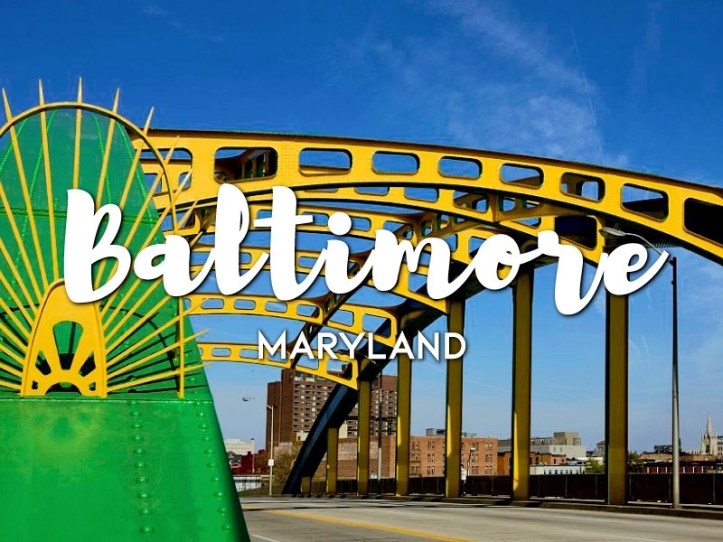 One day in Baltimore Itinerary