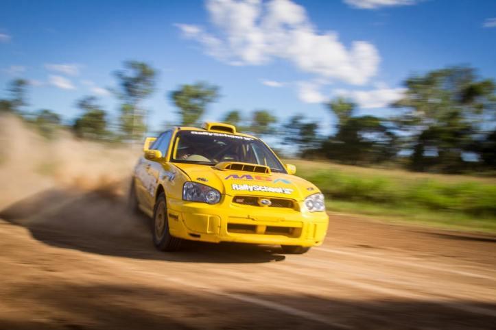 Rally School Australia