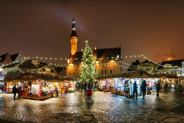 Talinn Christmas market