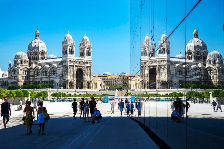 Cathedral De La Major, Marseille