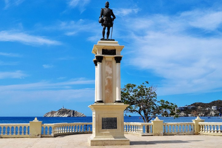 Malecon, Santa Marta