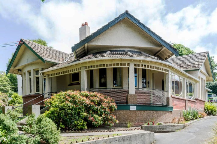 Manor House Backpackers, Dunedin