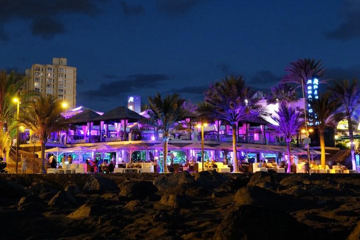 Miami beach bar