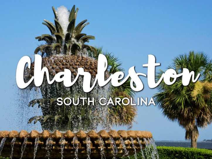 One day in Charleston Itinerary