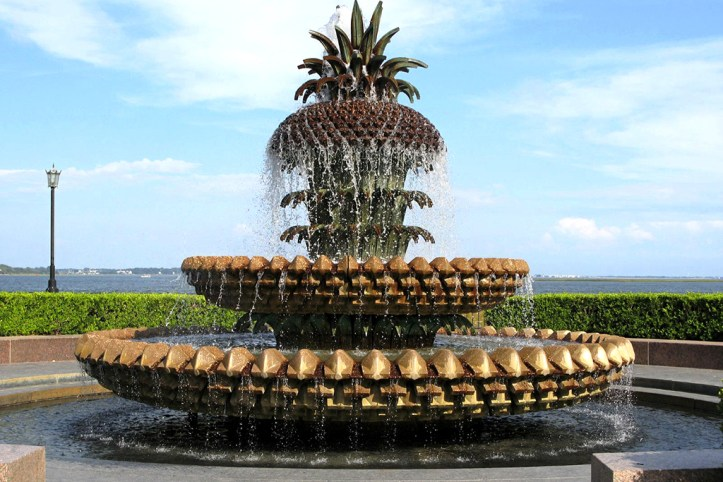 Waterfront-Park-The-Pineapple-fountain-Charleston