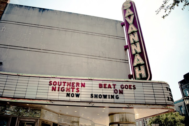 Historic Theatre, Savannah