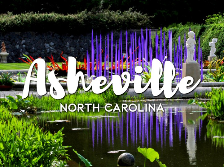 One day in Asheville Itinerary
