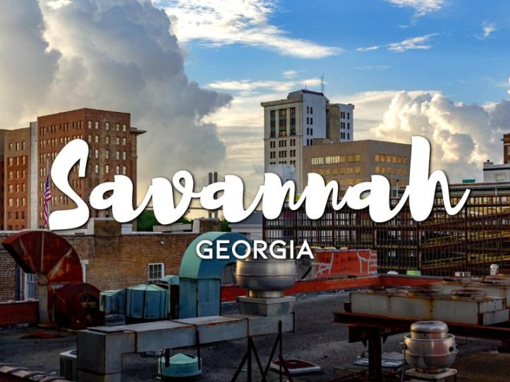 One-day-in-Savannah-itinerary,-Georgia
