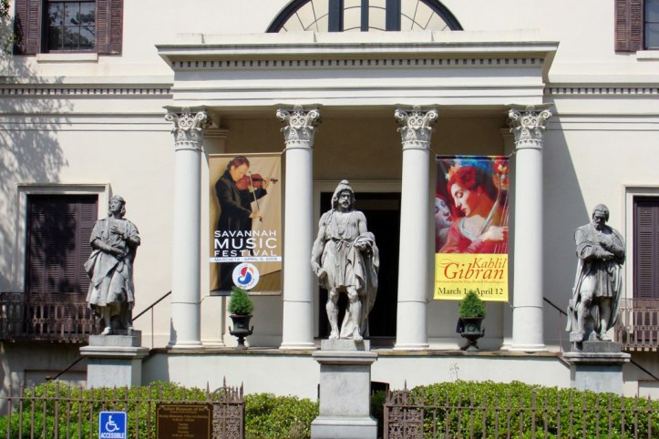 Telfair Museum Of Art, Savannah
