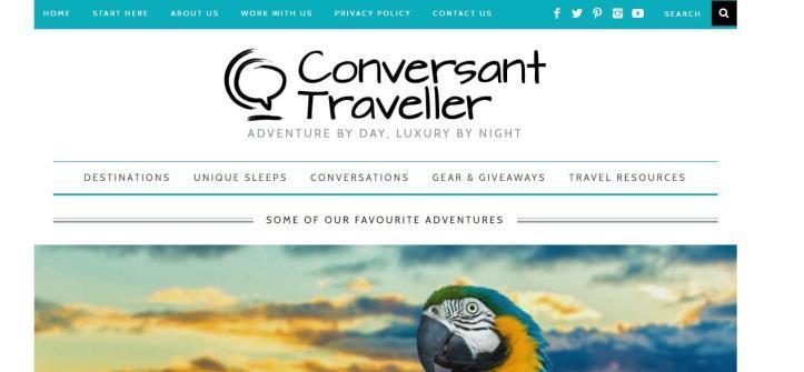 Conversant Traveller