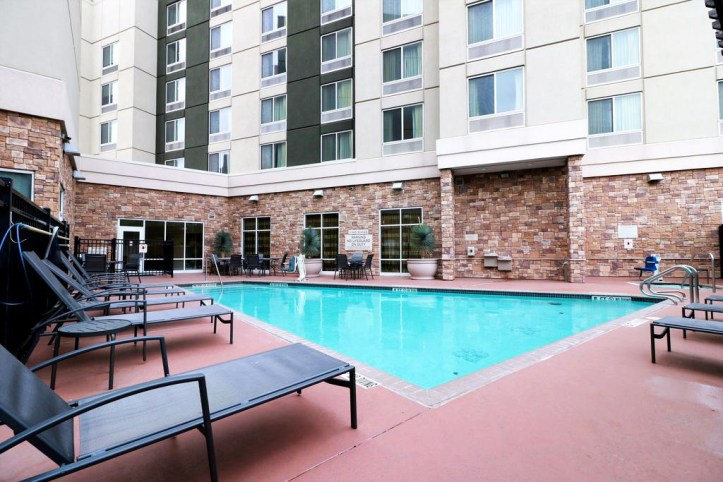 Fairfield inn & Suites by Marriott San Antonio Downtown Alamo Plaza