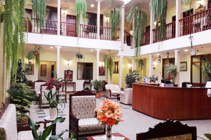 Hotel Casa Montero, Quito