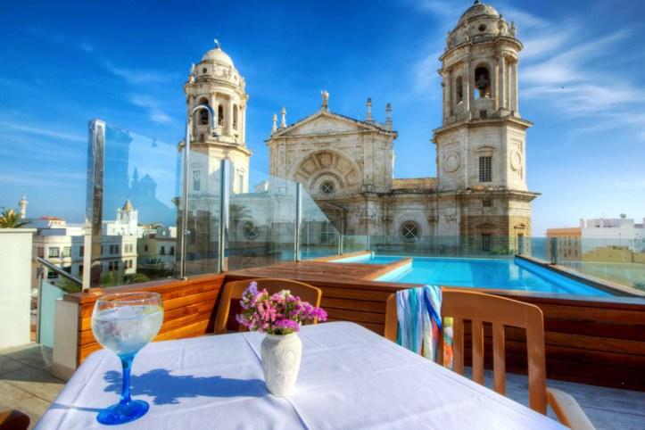 Hotel La Catedral, Cadiz