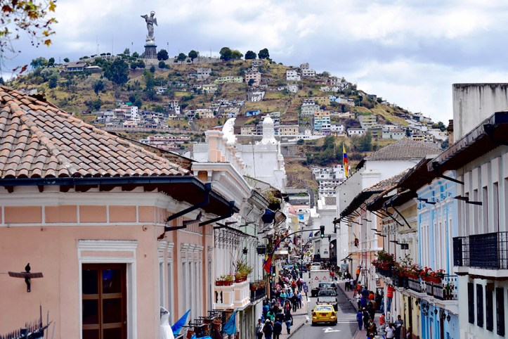 Old Town, Quito