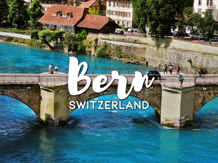 One day in Bern Itinerary