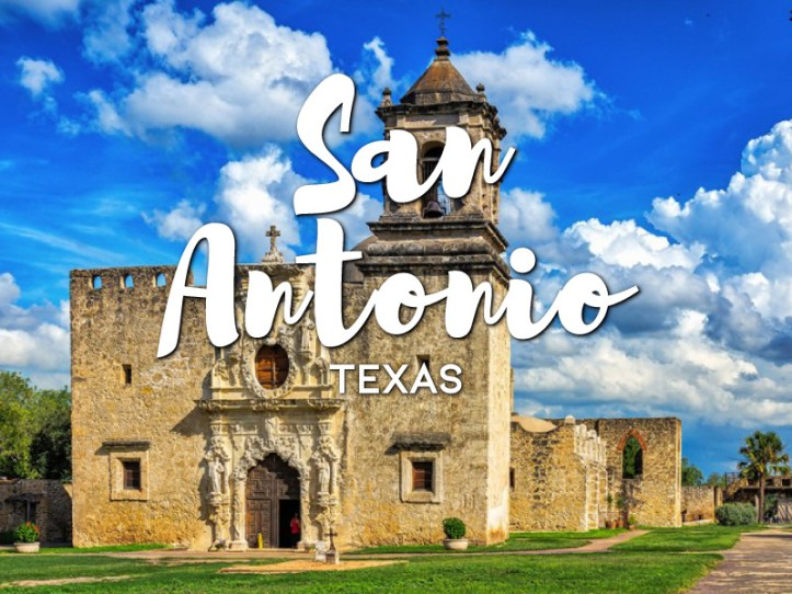 One day in San Antonio Itinerary