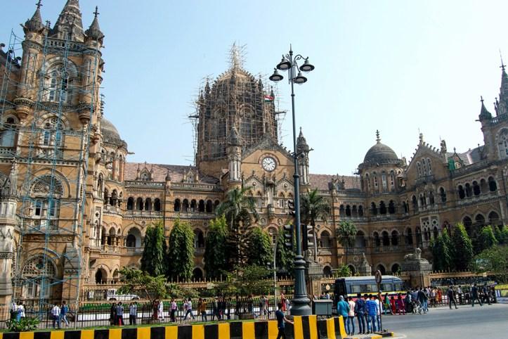 Shivaki Chhatrapati Terminus, Mumbai
